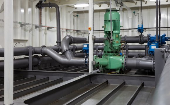 Автоматизация водоснабжения и