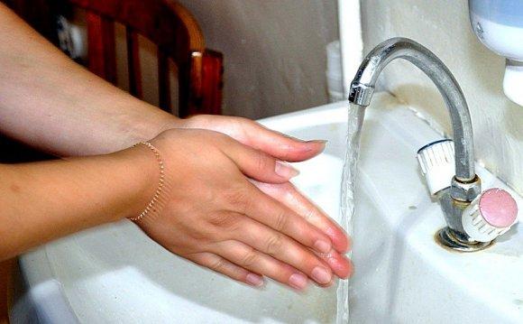 Горячее водоснабжение жилого