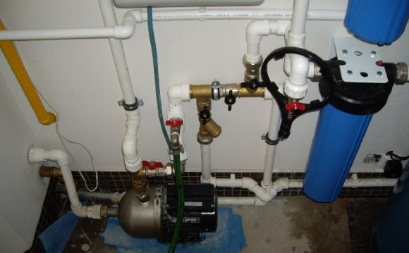 Разработка схемы водоснабжения